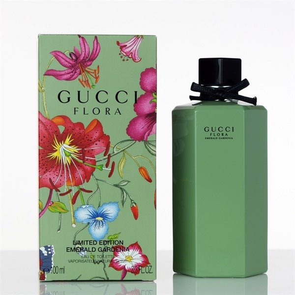 Nước Hoa Gucci Flora Limited Edition Emerald Gardenia,100ml