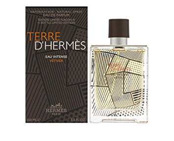 Nước Hoa Terre D'Hermes Eau Intense Vétiver EDP LTD 100ML