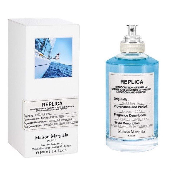 Nước hoa MAISON MARGIELA Replica Sailing Day EDT, 100ml