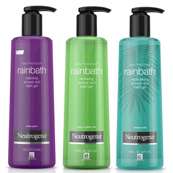 Sữa Tắm NEUTROGENA Rainbath Ocean Mist, 473ml