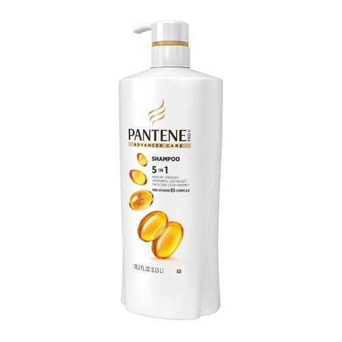 Dầu Gội Pantene Pro-V Advanced Care 5in1 pro-Vitamin B5 Complex, 1.13 Lít