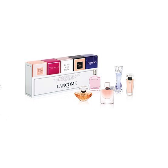 Set Nước Hoa Lancome Travel Exclusive, 3 x 5ml, 7.5ml, 4ml