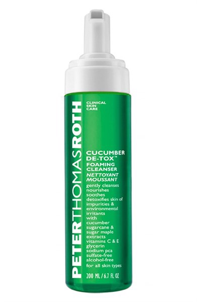 Sữa Rửa Mặt Peter Thomas Roth Cucumber De-Tox(TM) Foaming Cleanser, 200ml
