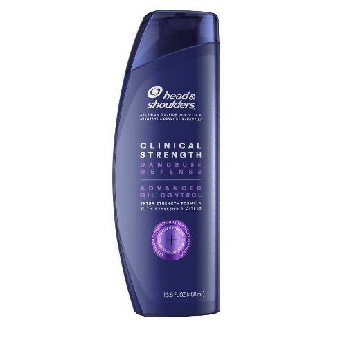 Dầu Gội HEAD & SHOULDERS - Advanced Oil Control With Refreshing Citrus, 400ml