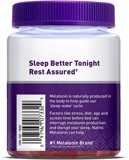 Kẹo Ngủ Natrol Gummies Melatonin Sleep Strawberry, 90 Count