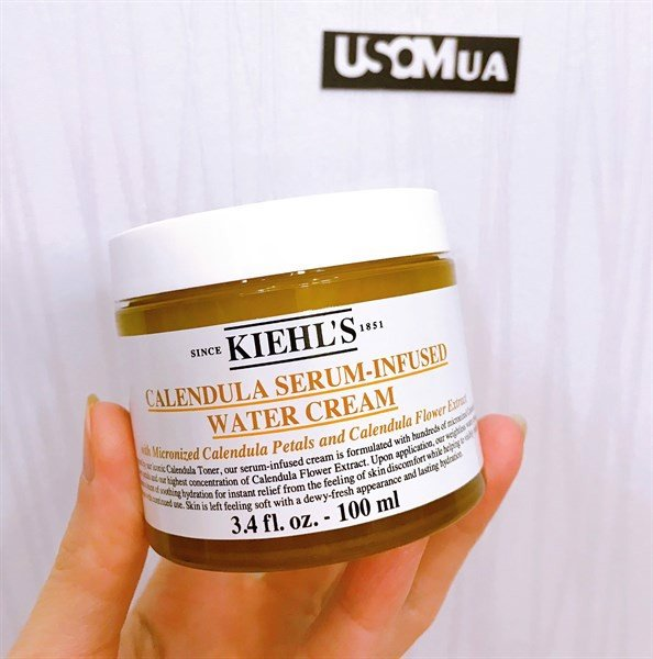 Kem dưỡng Kiehl's Calendula Serum - Infused Water Cream, 100ml