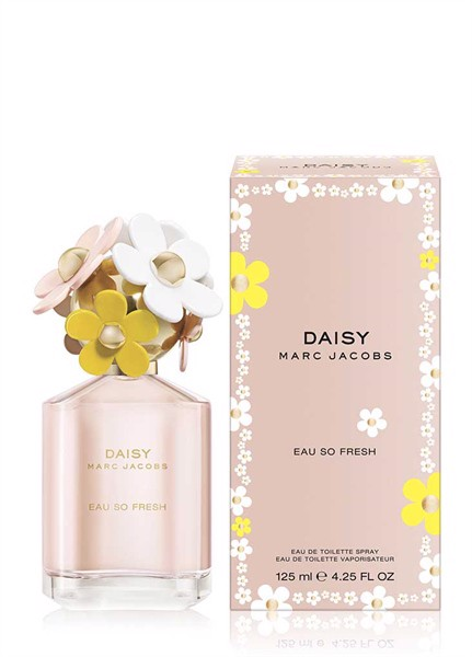 Nước Hoa Marc Jacobs Daisy Eau So Fresh, 125ml