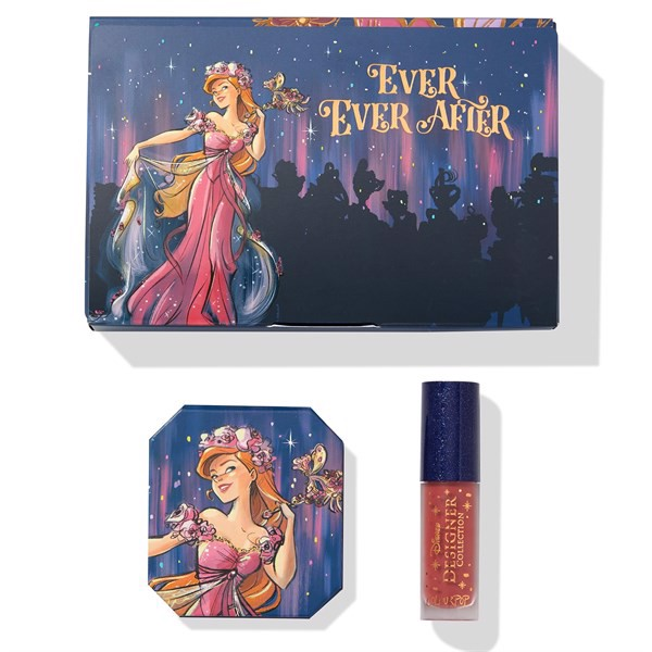 Set Son + Má Hồng Disney Designer Collection Ever Ever After Giselle Bundle, 5ml + 8g