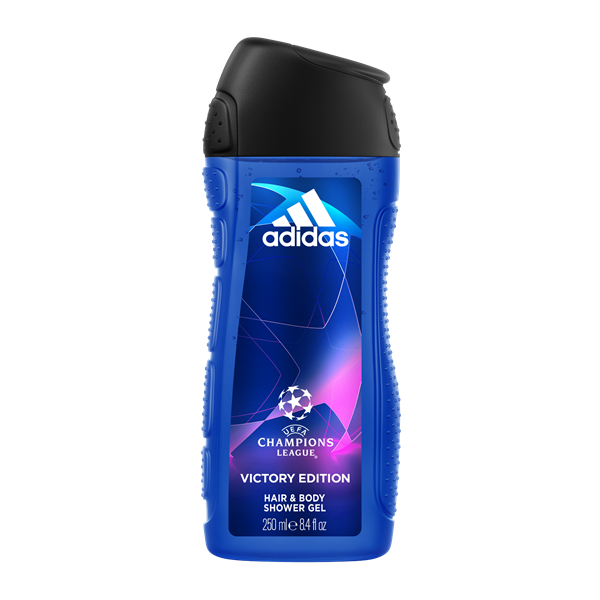 Gel Tắm, Gội ADIDAS Champions League Victory Edition, 400ml