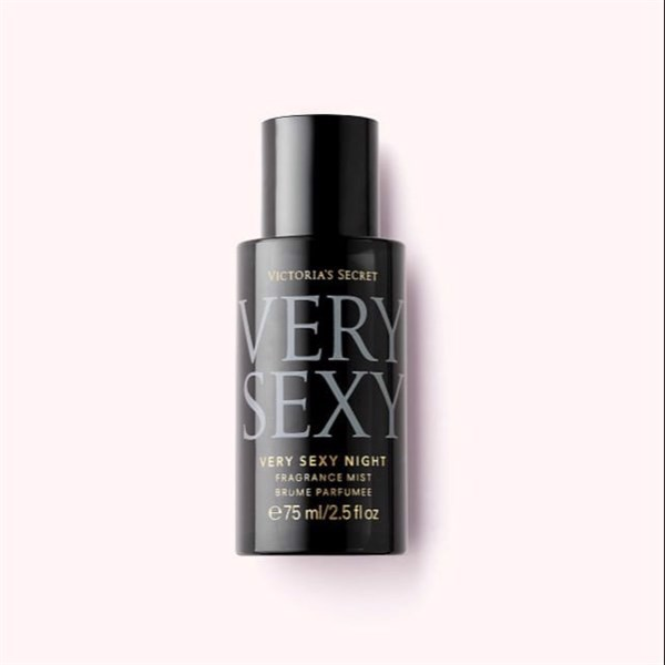 Xịt Thơm Body Victoria's Secret Very Sexy Night Fragrance Mist, 75ml