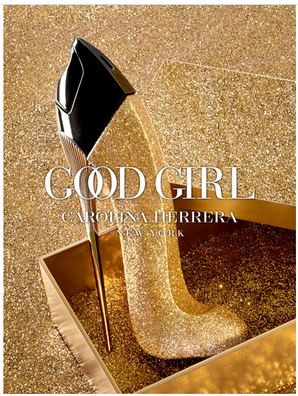 Nước Hoa Carolina Herrera Good Girl Collection Edition Eau De Parfum, 80ml
