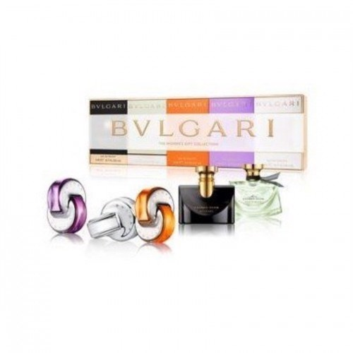 Set Nước Hoa Bvlgari Travel Collection, 5ml x 5