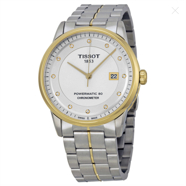 Đồng Hồ Nam TISSOT Luxury Automatic Silver Dial T086.408.22.036.00, 42mm