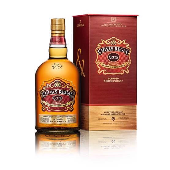 Rượu Chivas Regal Extra Oloroso Sherry Casks, 70ml