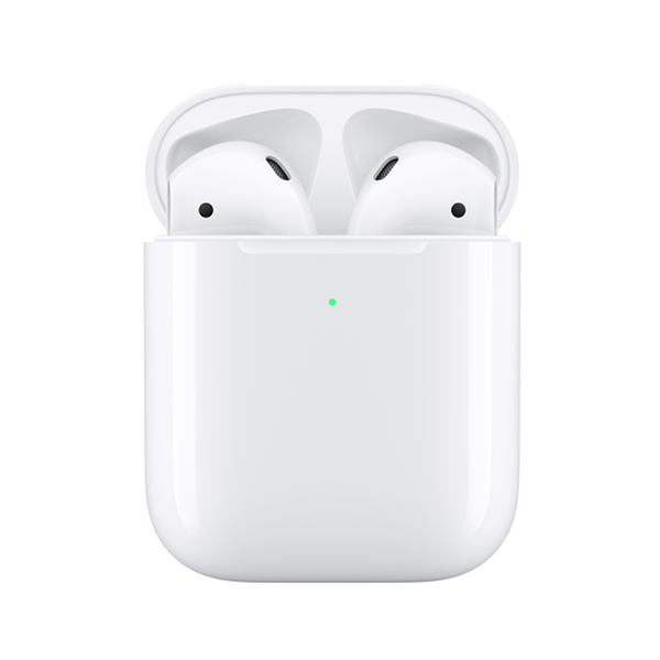 Apple AirPods (2nd Gen) w/ Wireless Charging Case
