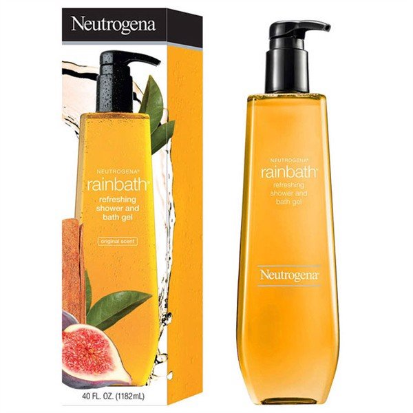 Sữa Tắm Neutrogena Rainbath Refreshing Original Scent, 1182ml