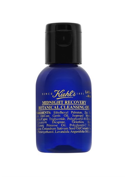 Dầu Tẩy Trang Kiehl's Midnight Recovery Botanical Cleansing Oil, 40ml