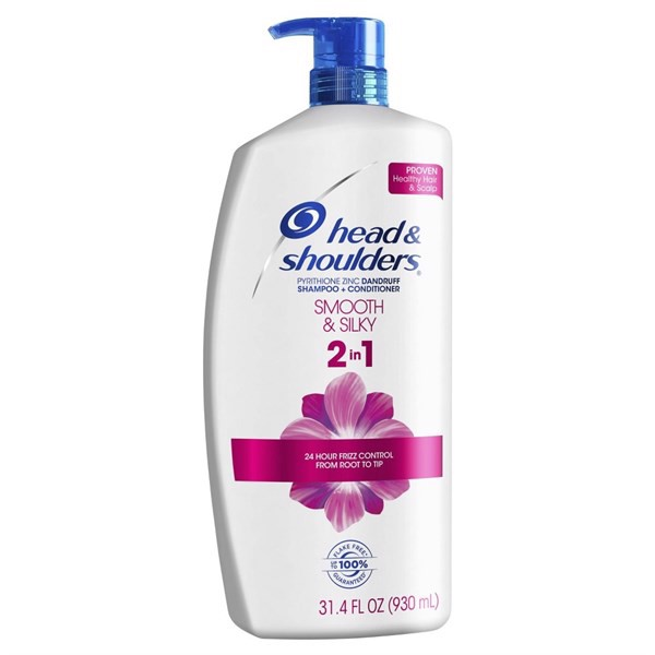 Dầu Gội Head & Shoulders Smooth & Silky 2in1