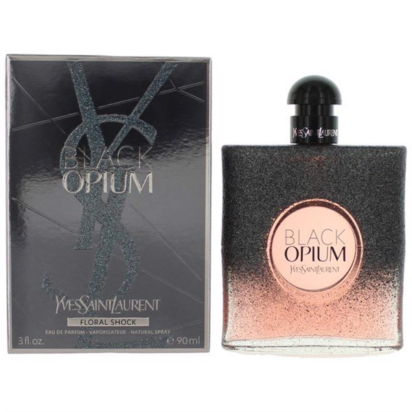 Nước hoa YSL Black Opium Floral Shock For Women, Eau De Parfum, 90ml