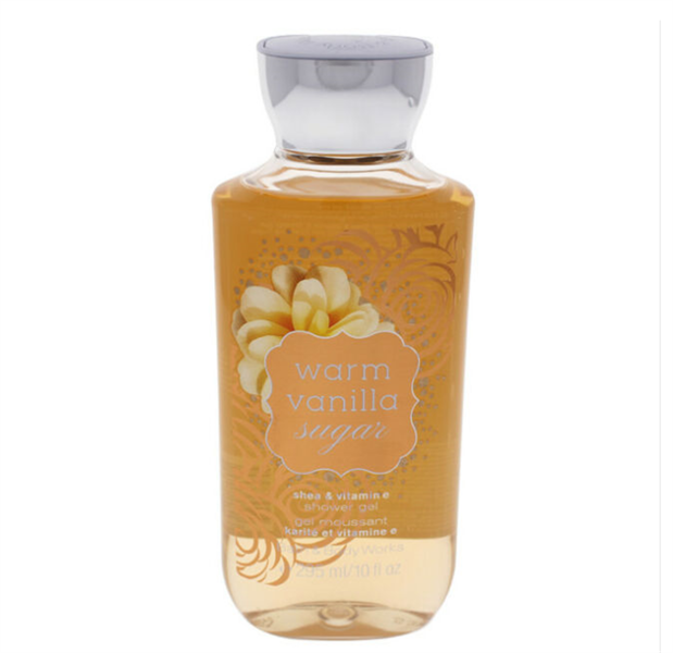 Sữa Tắm BATH & BODY WORKS Warm Vanilla Sugar Shea & Vitamin E, 295ml