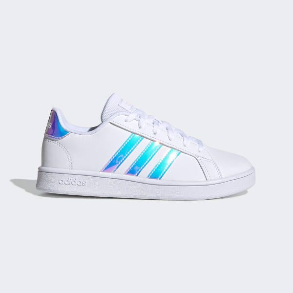 Giày Adidas Grand Court K FW1274, Size 38 (5.5US)