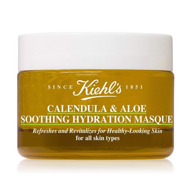 Mặt Nạ KIEHL'S Calendula & Aloe Soothing Hydration For All Skin Types