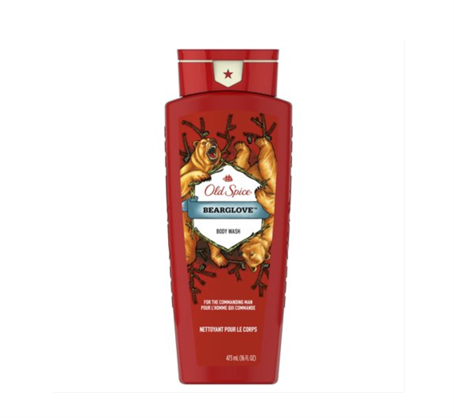Sữa Tắm OLD SPICE Bearglove, 473ml