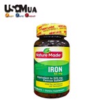 TPCN Nature Made IRON 65mg, 365 Viên