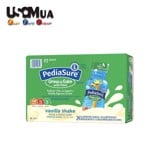 Sữa Nước PediaSure Grow & Gain With Fiber Vanilla Shake, 237ml x 24 Chai