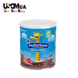 Sữa PediaSure Grow & Gain Chocolate Shake Mix, 400g