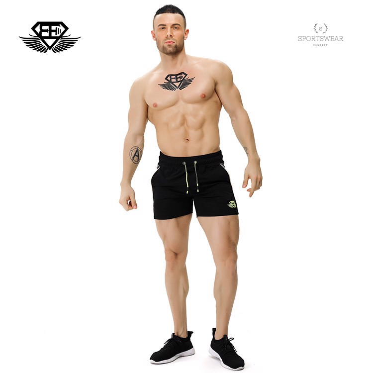 Quần short breathable sweat Body Engineers