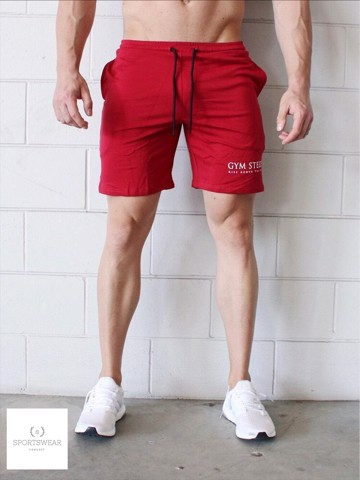 Quần short tập gym thể thao V2 Track Gym Steeze