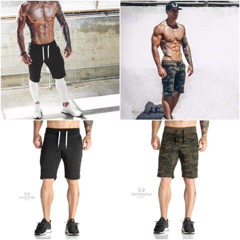 Quần short tập GYM ASRV Reinforced Shorts