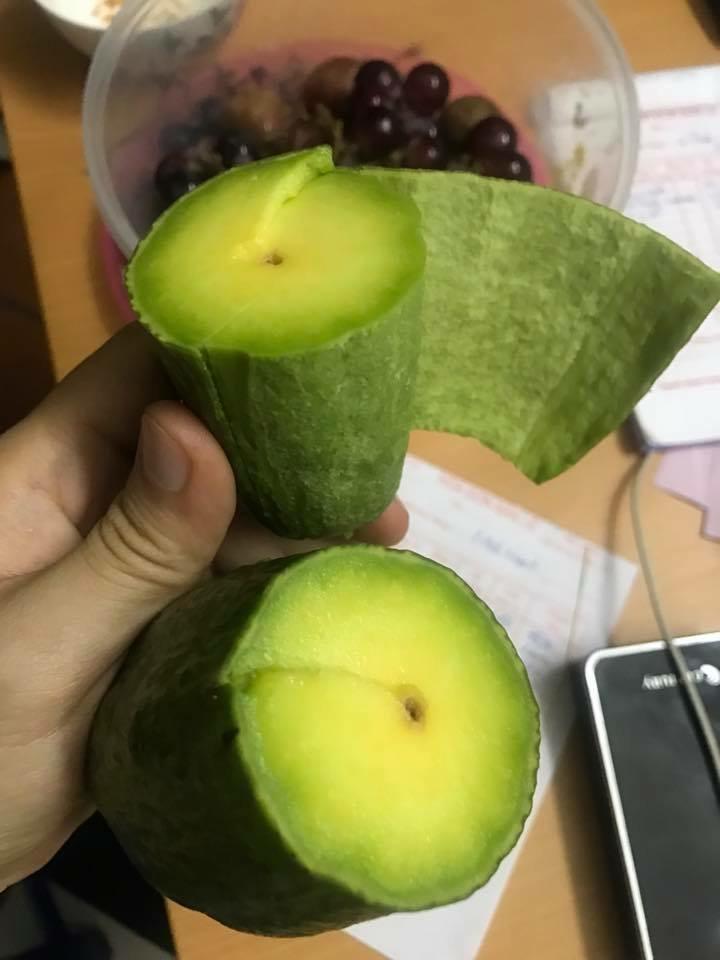 Bơ Sáp - Nho Xanh/Đỏ Ninh Thuận