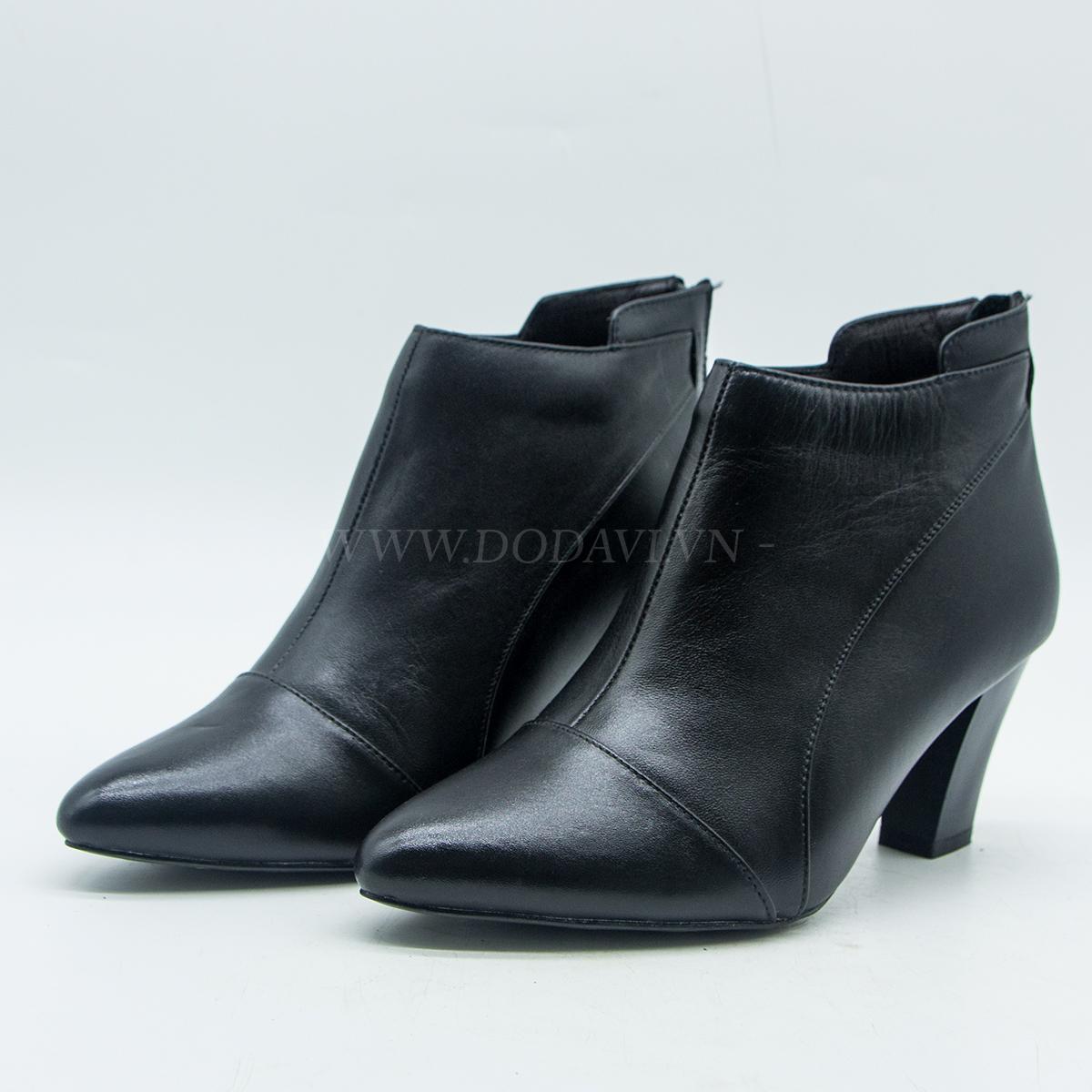 Boot da nữ cổ thấp MS222.35