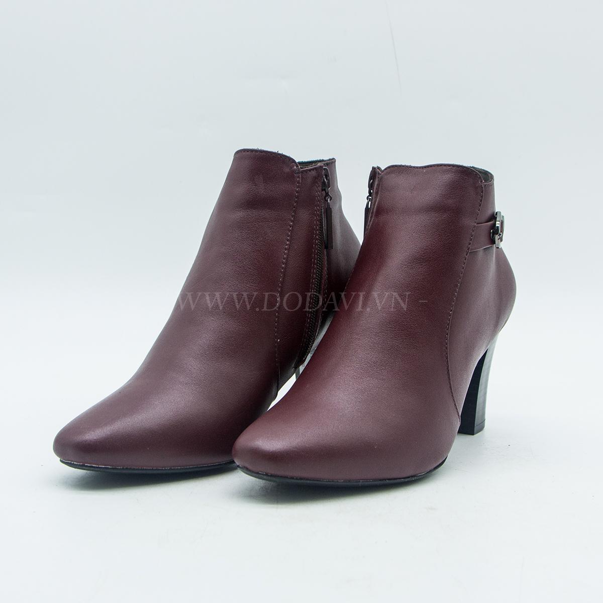 Boot da nữ cổ thấp 716-1D37
