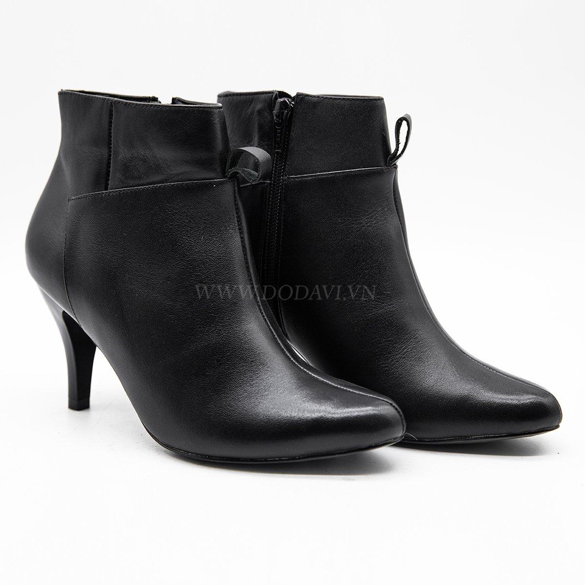 Boot da nữ cổ thấp BT07.37