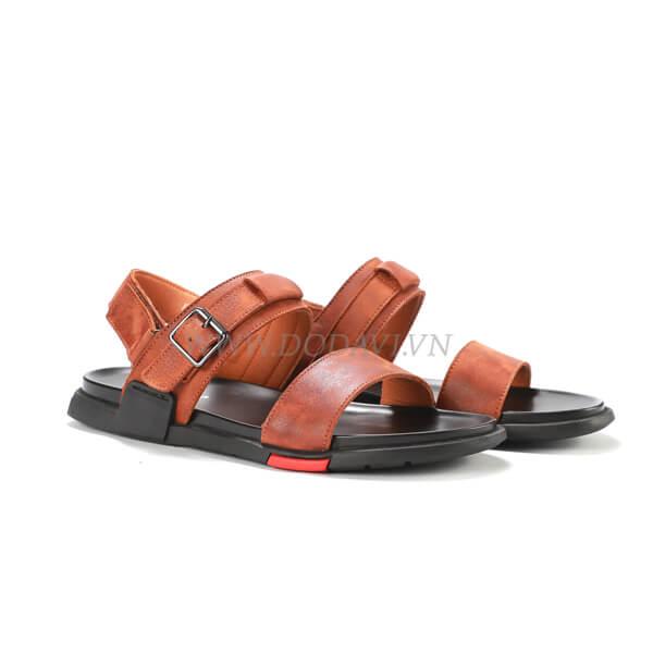 Dép sandal da nam Y410-BLO