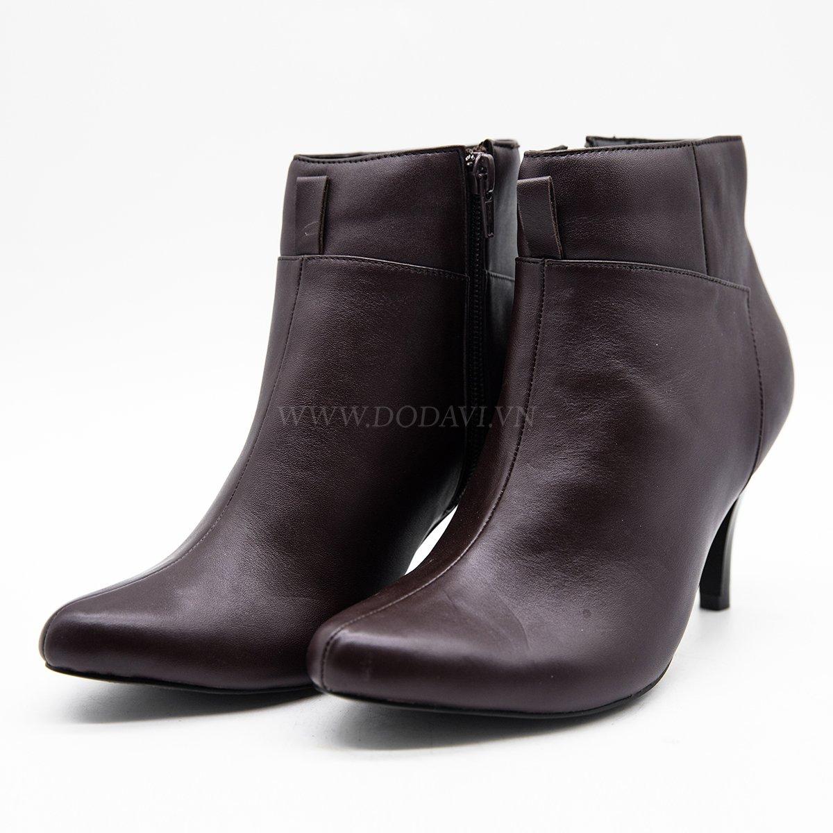 Boot da nữ cổ thấp MT990n37