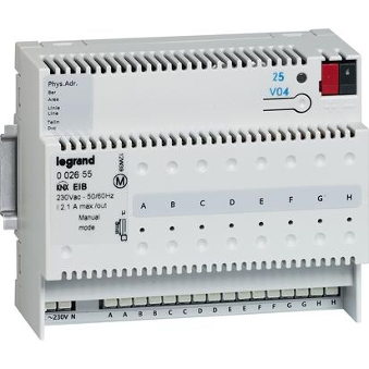 Legrand KNX entry module 8 inputs