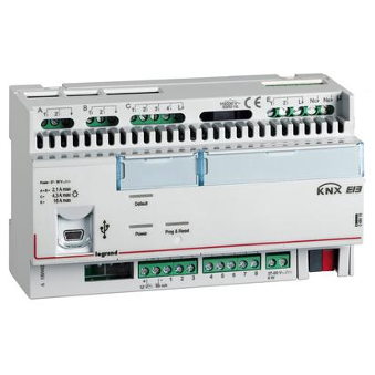 Legrand KNX Multi applications DIN controller 8 outputs