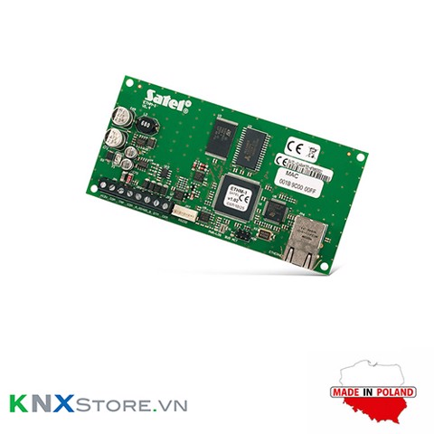 ETHM-1 PLUS: MÔ-ĐUN GIAO THỨC ETHERNET/ ETHERNET COMMUNICATION MODULE