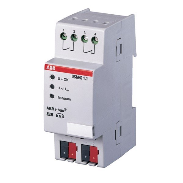 ABB DSM / S1.1 <BR>Connection and Wiring<BR> <BR>(Thiết Bị Kết Nối)<BR>