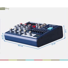 Mixer mini EA ROBE WF-4G