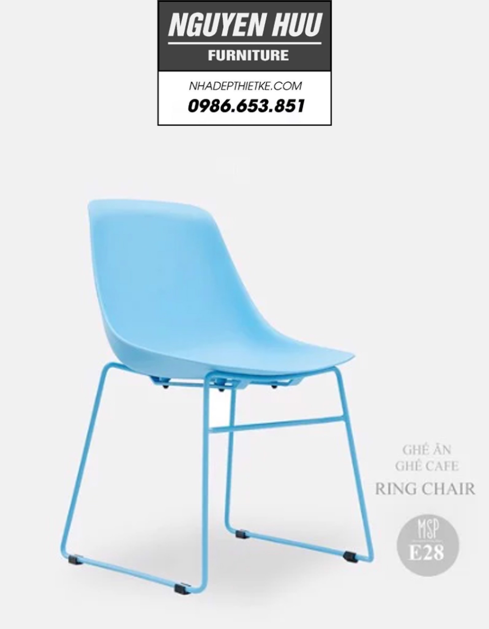 Ghế RING CHAIR E28