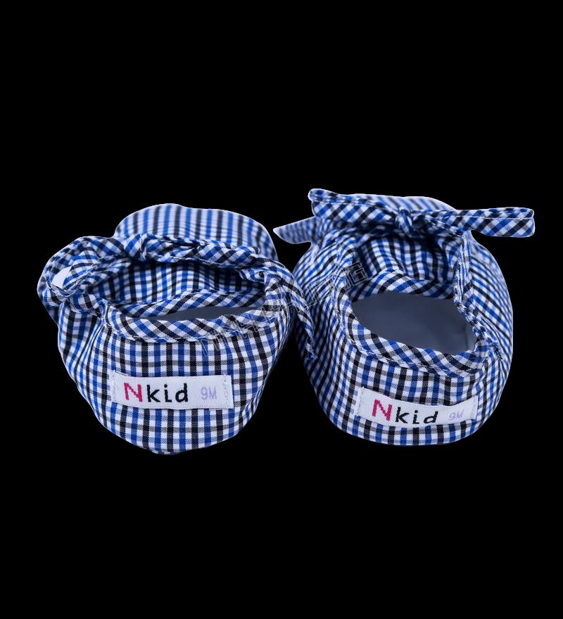 Giày vải sơ sinh