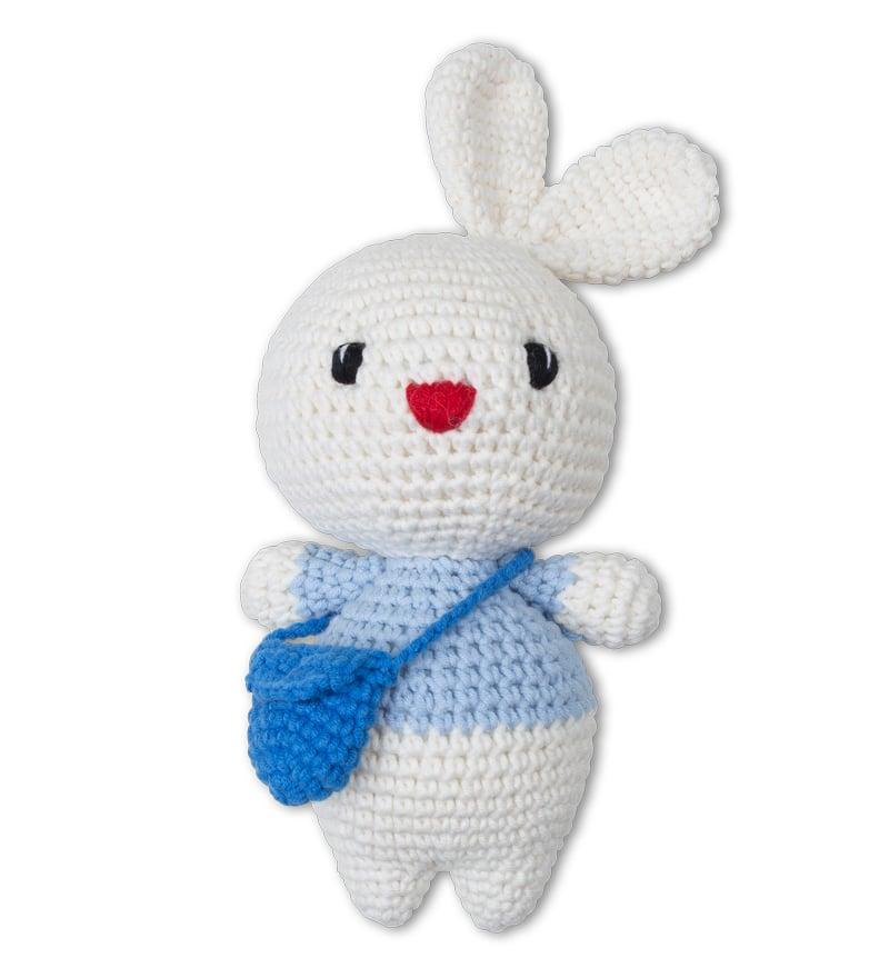 Thỏ nhí xanh - Agatha
