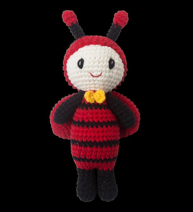Bly - Ong đỏ nhí