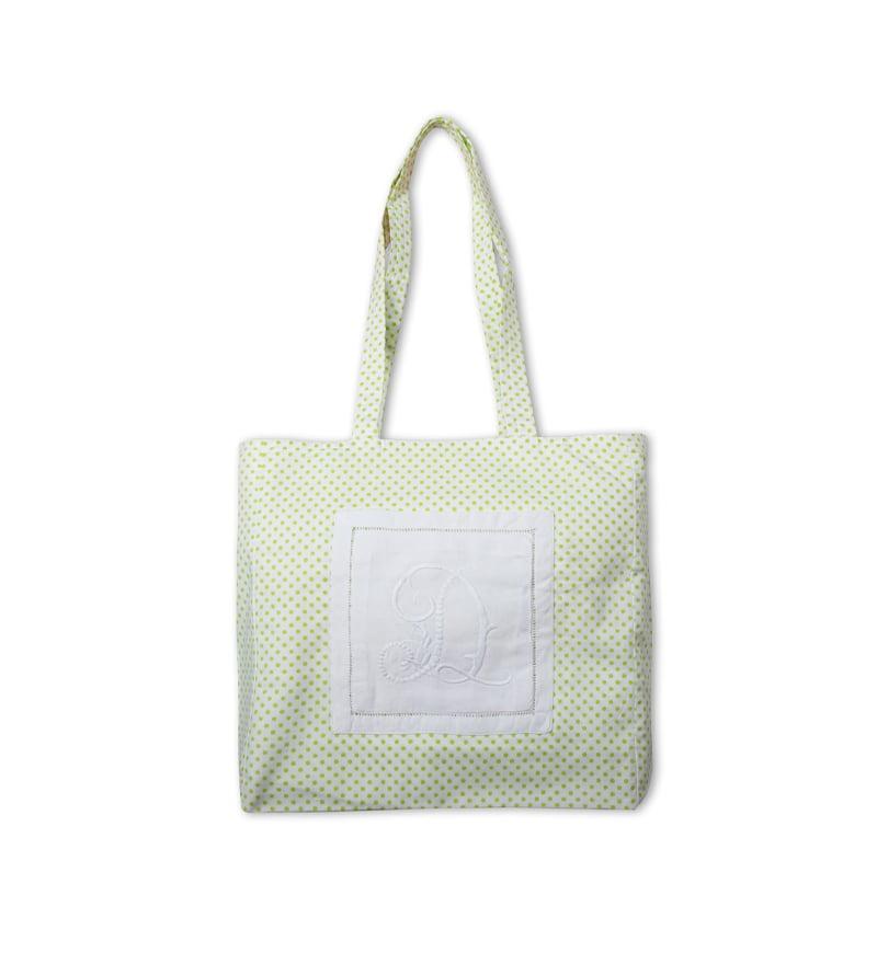Túi 2 quai chữ cái