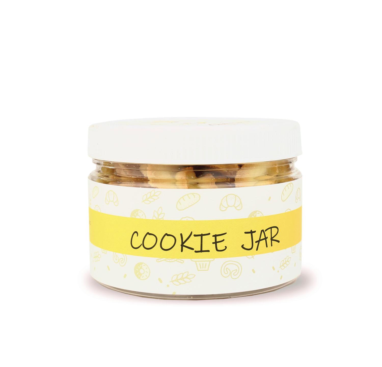 Bánh cookie jar thơm ngon hảo hạng (Cookie Jar) - hũ 170g